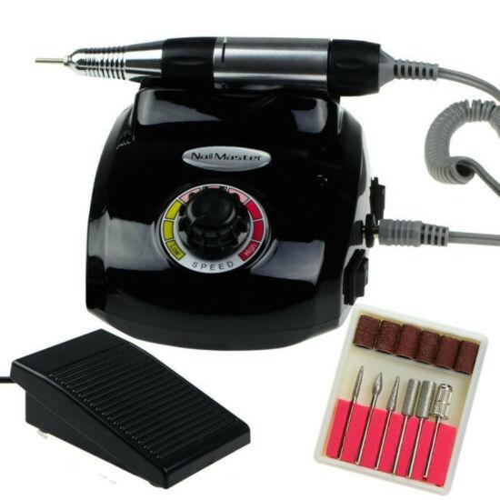 Professzionális műköröm csiszológép DM-208 (35 W - Fekete)