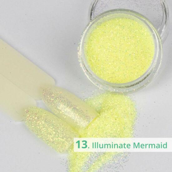 Illuminate Mermaid színváltós sellőpor 13