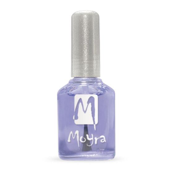 Moyra körömerősítő lakk lila