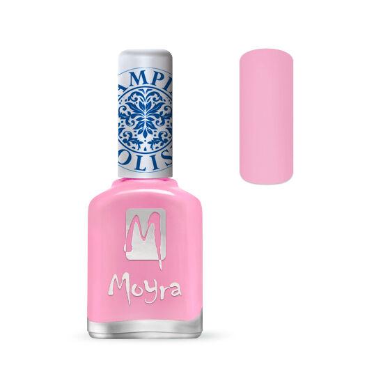Moyra Nyomdalakk 19 - Light Pink