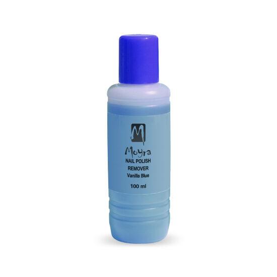 Moyra acetonmentes körömlakklemosó - Vanília