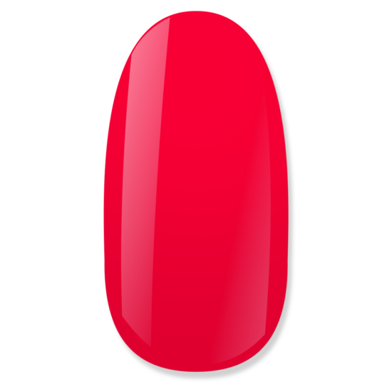NiiZA Gel Polish 7ml - 020 NEON narancs
