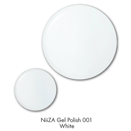 NiiZA Gel Polish 4ml - 001