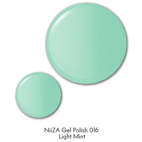 NiiZA Gel Polish 4ml - 016