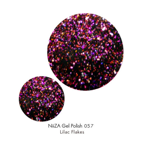 NiiZA Gel Polish 4ml - 057 - effect