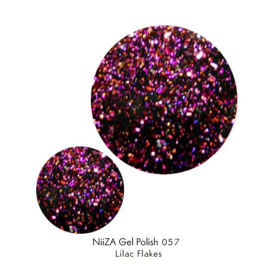 NiiZA Gel Polish 4ml - 057 - effect