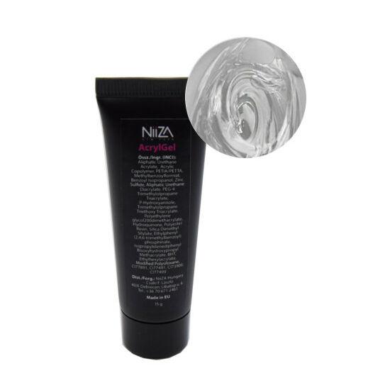 NiiZA AcrylGel - Clear 15g (tubus)