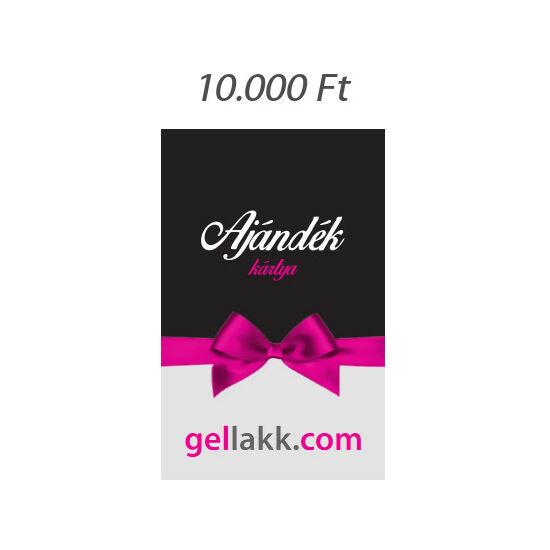 Gellakk.com Ajándékkártya 10.000 Ft