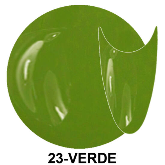 UV Polish Gel - hybrid gél lakk 023.