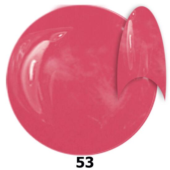 INS gél lakk 53. rózsaszín