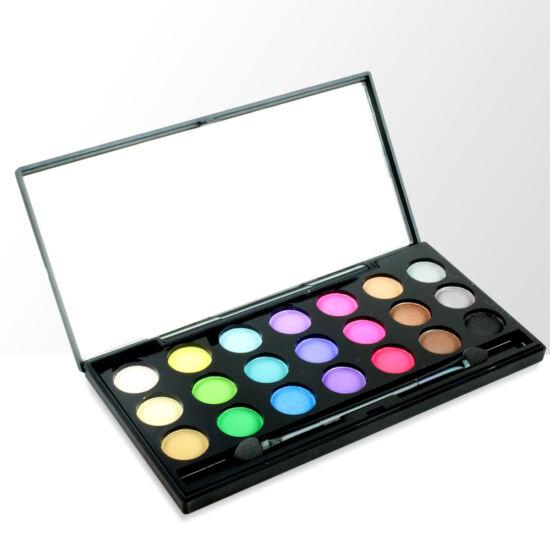 Rainbow eyes Sminkpaletta P21-01
