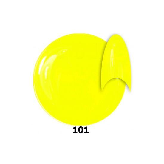 INS gél lakk 101. neon sárga