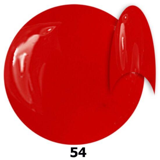 INS gél lakk 54. piros