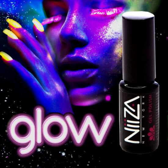 NiiZA Night Glow Topcoat 7ml