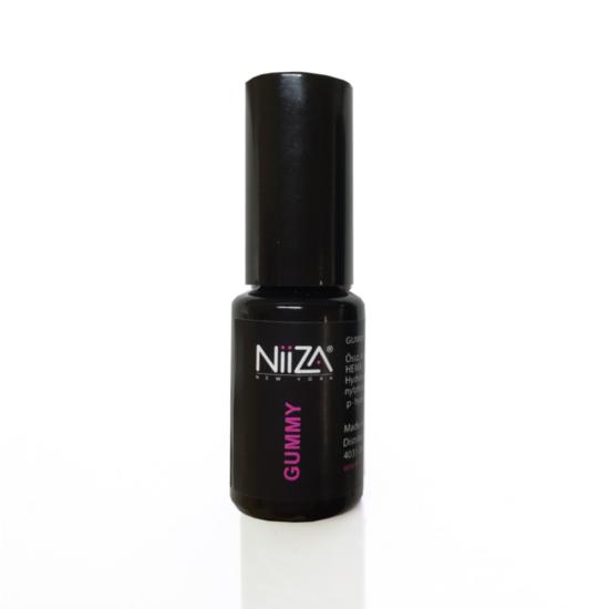 NiiZA Gummy Base Hardener Gel Clear - 4ml