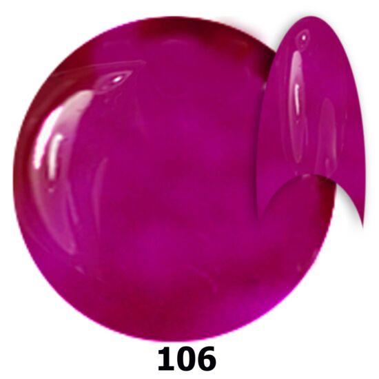 INS gél lakk 106. neon violet