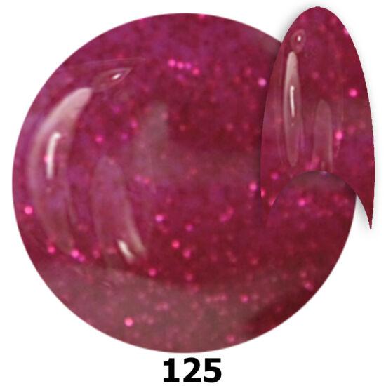 INS gél lakk 125. irizáló rosé