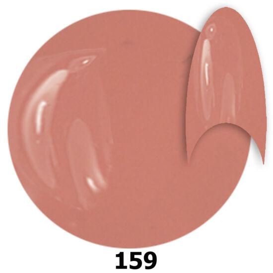 INS gél lakk 159. sötét coral