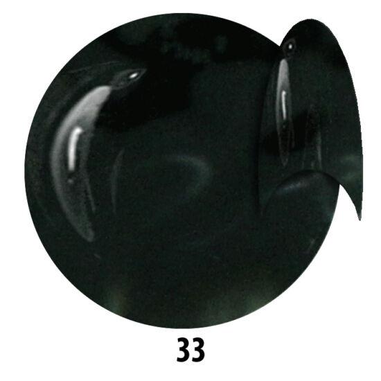 INS gél lakk 33. antracitfekete