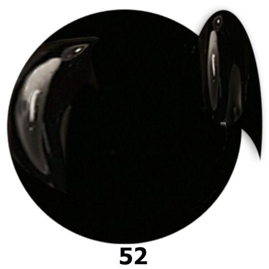 INS gél lakk 52. fekete 15ml
