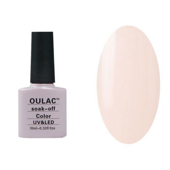 Oulac gél lakk 13 - blue pearl effect - áttetsző