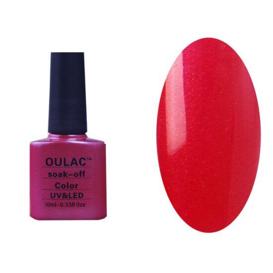 Oulac gél lakk 07 - gyöngyház pink