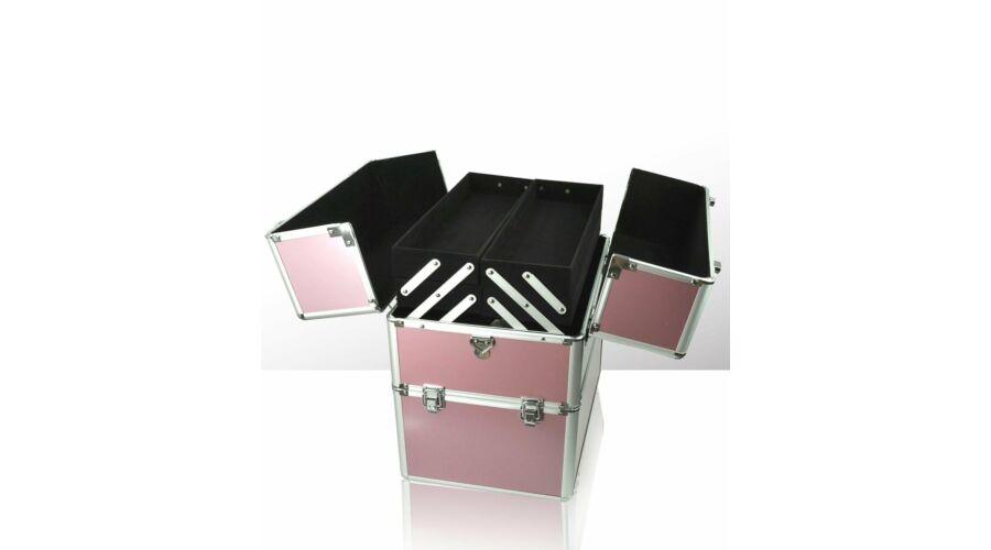 3c4ad9138df5 Kozmetikai bőrönd - pink - Kozmetikai táskák