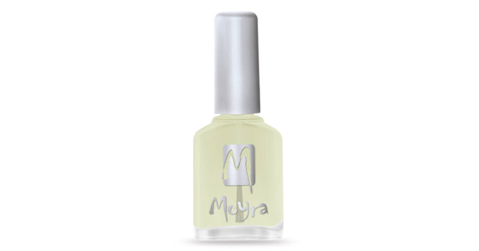 Moyra Glitter Nude körömlakk 392 - Glitter Nude körömlakk